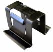 U-shaped clip fasteners