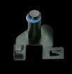 Système de liaison entre pédale de frein et chape de maitre cylindre