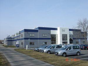 usine composants mécaniques de sécurité