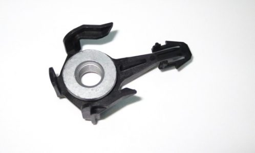 metal plastic clip