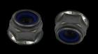 Airbag box fastening nut
