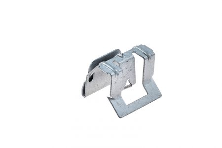 S Shaped Snap on clip