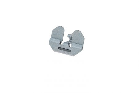 ClipScrew for engine heat shield
