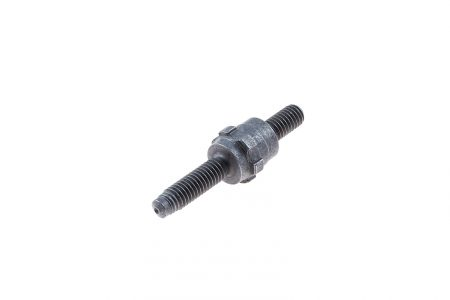 Screw for over-moulding