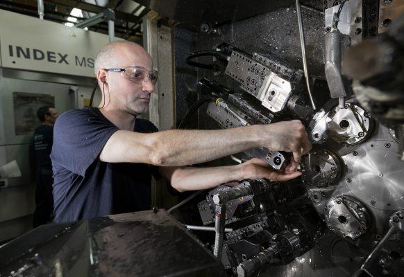 Mécanicien industriel à Melisey